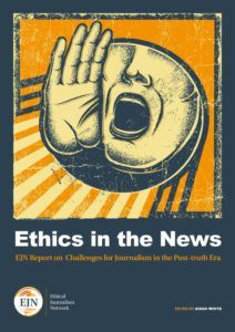 EJN report Ethics in the News Front Page